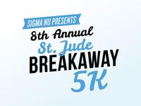 Sigma Nu 5K Branding