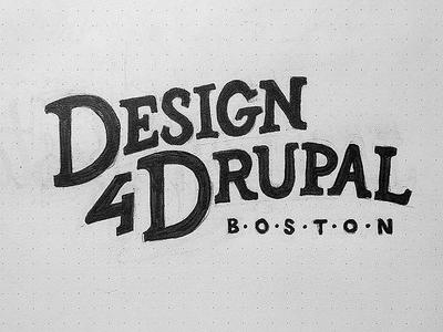 Design For Drupal, Boston