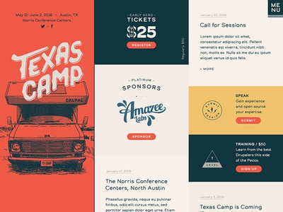 Texas Camp Home