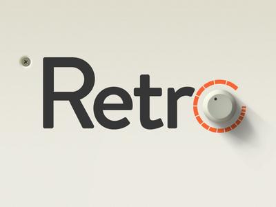 Retro Moodboard