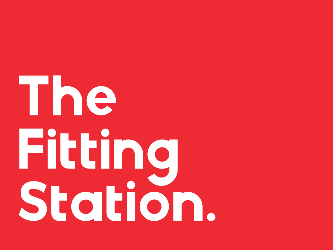 The Fitting Station videography photography logo design branding illustration