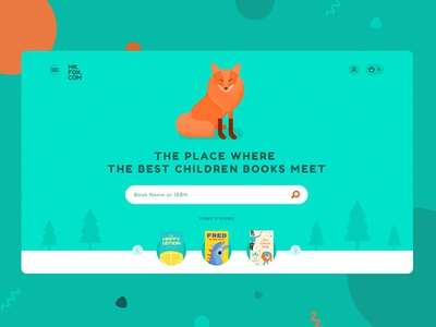 mr.fox.com Homepage fox
