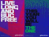 Rebound Geekathon poster