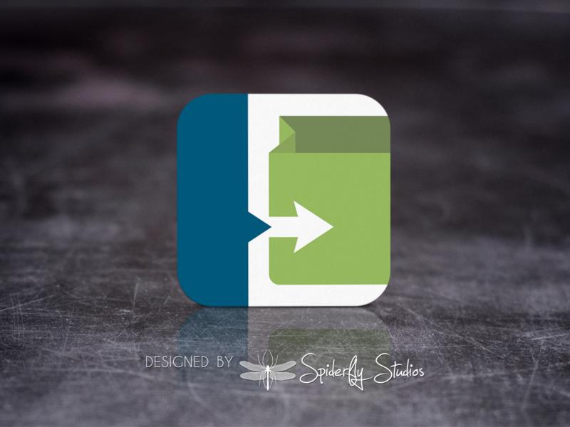 BOL Shopify Sync Icon graphic design ui app design launcher icon icon design app ui app ux app icon design app icon