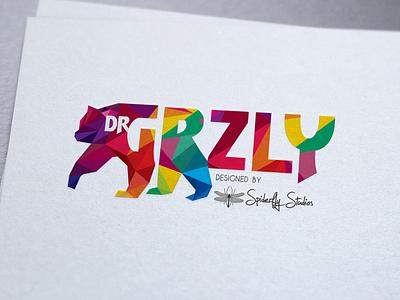Dr Grzly Logo Design graphic desgin branding design logo design branding logo