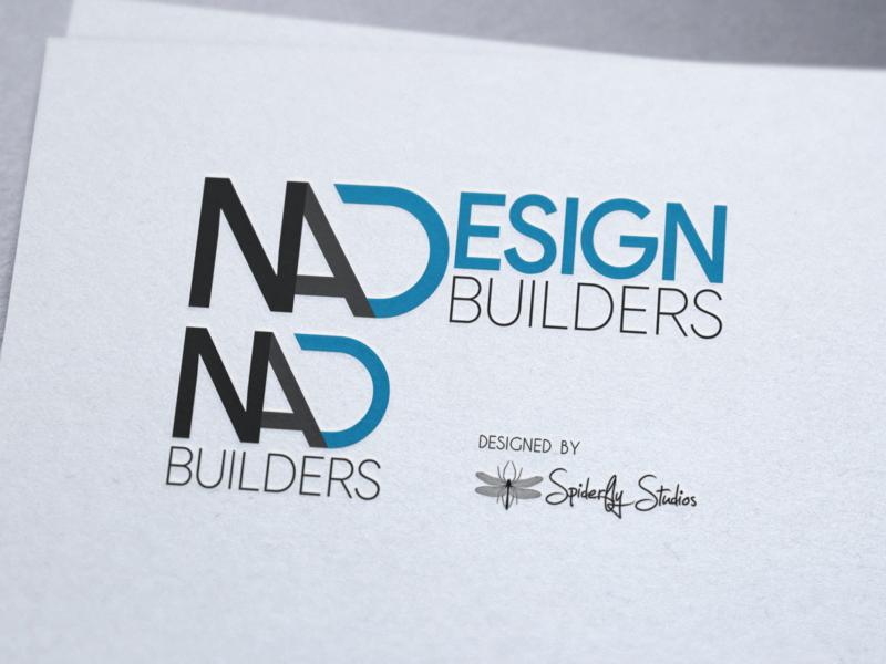 NA Design Builders Logo Design design logo print design logo design graphic design branding