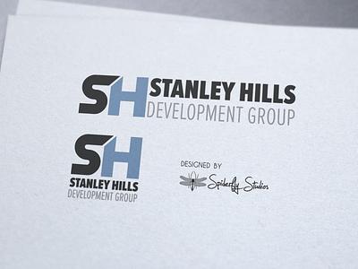 Stanley Hills Logo Design logo design graphic design branding logo