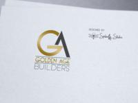 Golden Age Builders - Logo Design