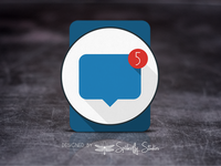 Wearable Notifications - Launcher Icon