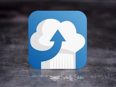 Fresh Sync - Launcher Icon icon design app ui app icon design launcher icon app ux app icon graphic design