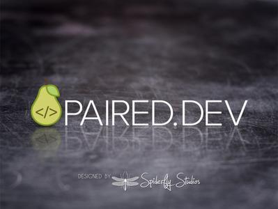 Paired Dev - Logo Design logo design logo branding graphicdesign
