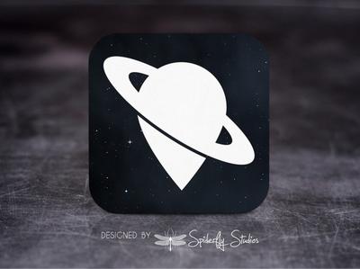 SkyMap - Launcher Icon app design icon design app icon design app icon app ui app ux logo design graphic design