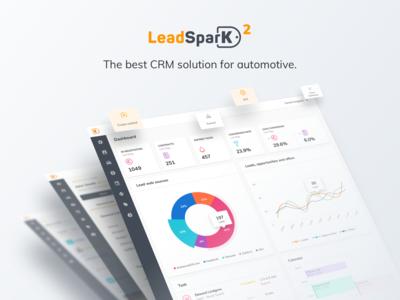 LeadSparK 2 - Automotive CRM