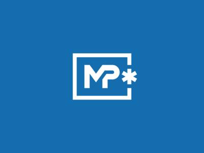 Medical Professionals Branding monogram letter mark logodesign logo monogram minimal brand branding vector design