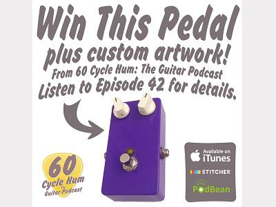 pedal contest 1 fuzz pedal guitar podcast