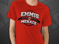 Emmis The Menace Tee