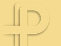 P - Poyo Studio's 36 Days of Type