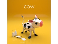 Polypets Cow