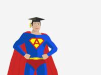 """Super """"A"""" Man"""