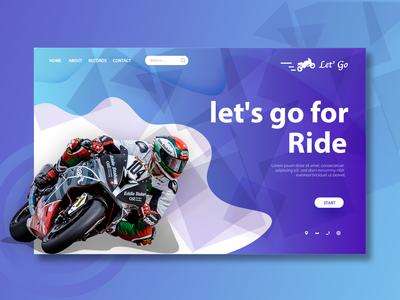 Bike Race Concept