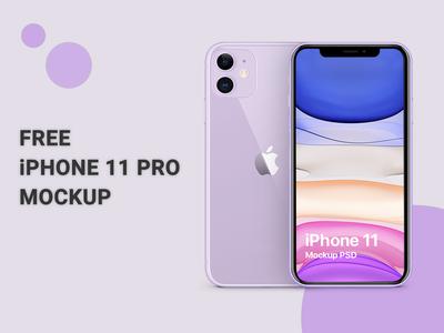 iphone 11 Pro Mockup