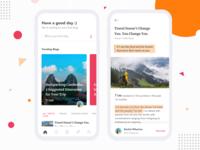 Blog App UI