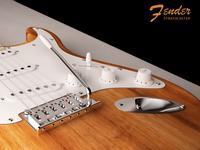 Guitar Fender Stratocaster 1
