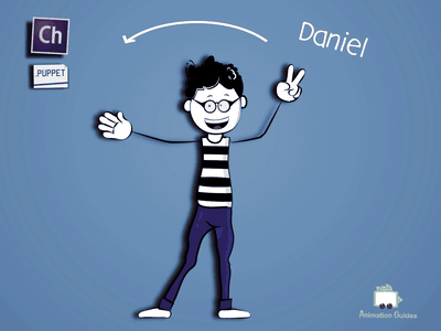 Daniel That Is ✔ male character character art character desing cartoon stick figure download puppets character illustration motion capture vector flat puppet character design character animator