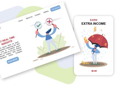 Elliott Illustrations Pack [screens]