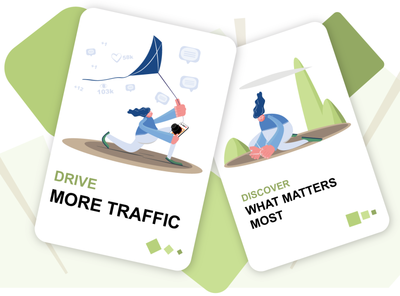 Elliott Illustrations Pack [mobile examples]