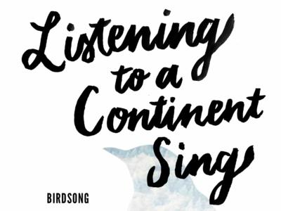 Listening Lettering