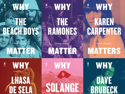 Music Matters Book Series