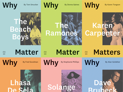 Music Matters Killed Covers