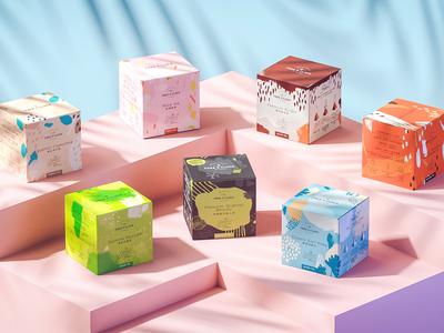 Free O'Clock Tea packaging
