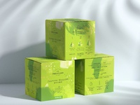 Freeoclock   3 pcs green tea