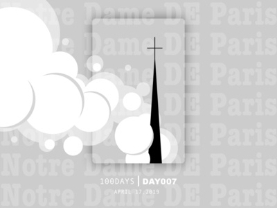 ※ 007 ※ 100days | Design a poster every day
