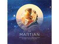Another Cover for the Martian