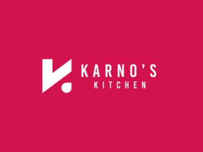 Karnos kitchen logo