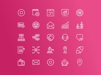 Ad Network Icon Collection