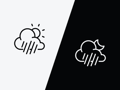 Weather Icon Collection app web forecast weather iconfinder design icon