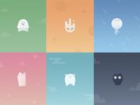 Mondo Characters
