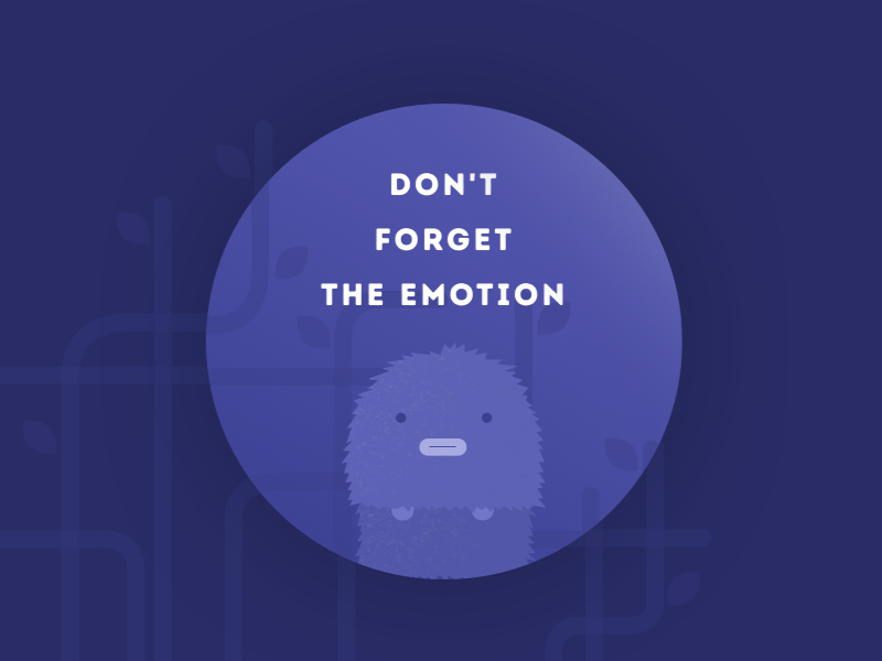 Don't Forget The Emotion free campaign pin sticker frog button