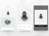 Minimography App Concept