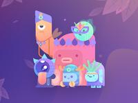 Paperpillar's Squad