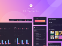 Moicon UI elements