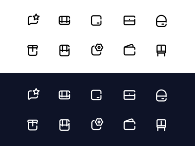 Oliobags Iconset Freebie