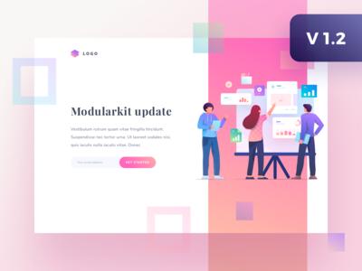 Modularkit update!