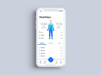Nutrition Screen