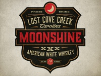 Lost Cove Creek Moonshine
