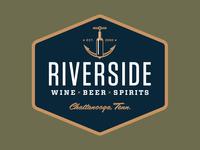 Riverside Beverage Badge